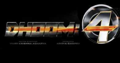 Dhoom 4 Movie Release Date