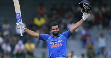 Rohit Sharma 200 Scores in ODI
