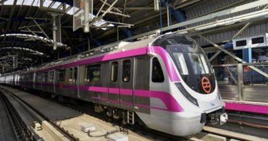 kalkaji noida metro magenta line