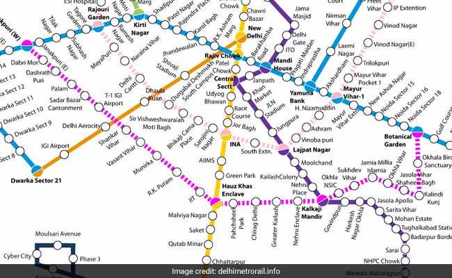 4 Things You Need To Know About Magenta Line Inauguration