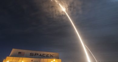 spaceX launch images