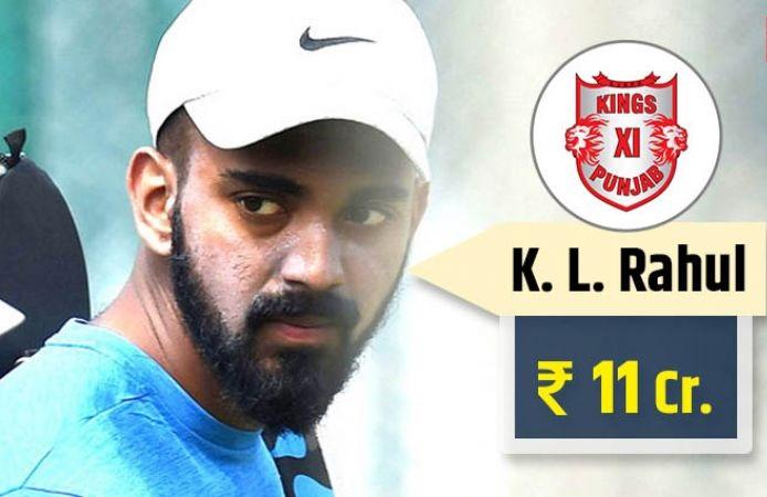 KL Rahul Punjab IPL 2018