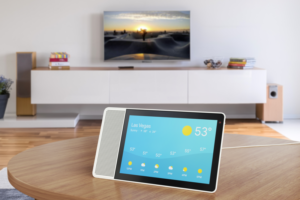 Lenovo Smart Display CES 2018