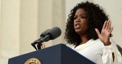 Oprah Winfrey President 2020