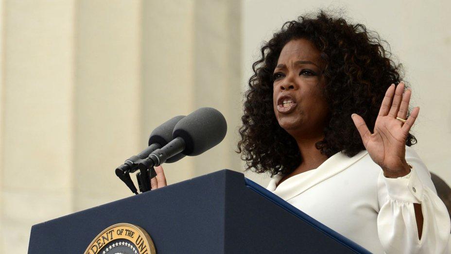 Oprah Winfrey for President in 2020