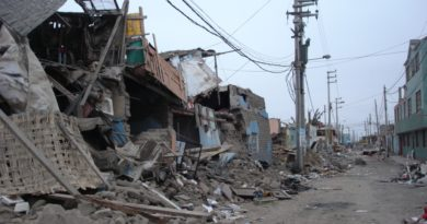 Peru Earthquake 2018