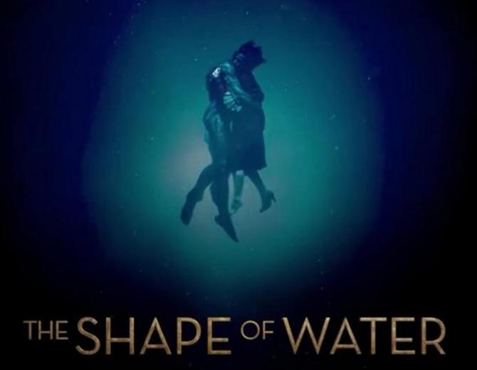 Shape of water Oscars 2018