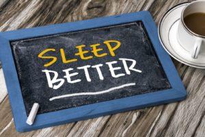 Sleep better to reduce weight