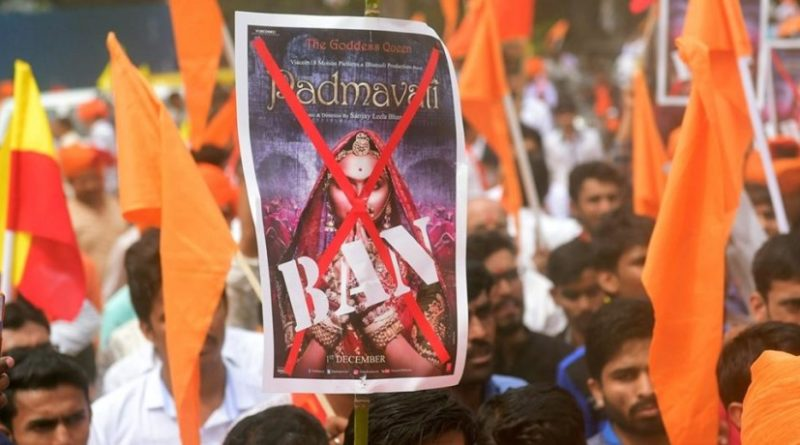 padmaavat controversy