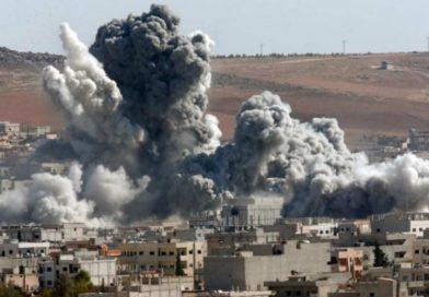 Bomb attacks Syria 2018