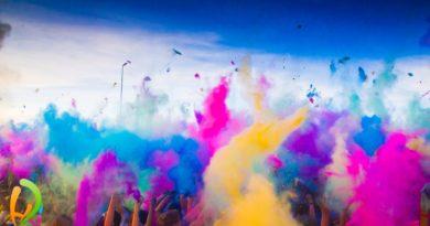 Holi Festival 2018 Remove Colors