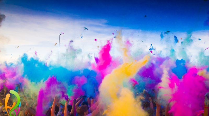 Holi Festival 2018 Remove Colors
