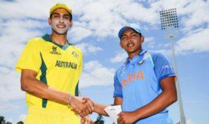 Ind vs Aus U19 World Cup
