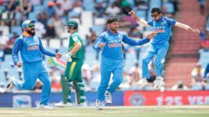 India vs SA First T20