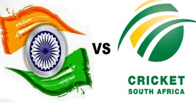India thrashes South Africa in first T-20