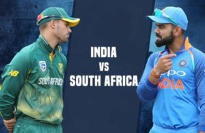 India vs South Africa T20 Match
