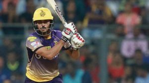 Manish Pandey - Top Sold IPL 2018