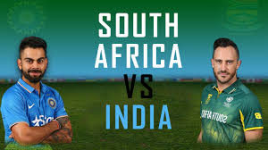 SA vs India First ODI Match 2018
