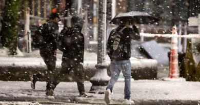 Fourth Snow Storm