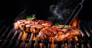 Grilled Meat health issues