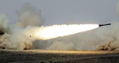 Houthi Ballistic Missile