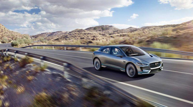 Jaguar Electric Car 2018 pics