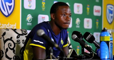 Rabada Suspended two games