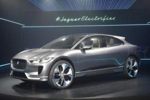 jaguar electric car i-pace