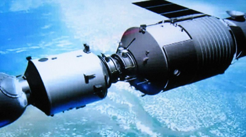 tiangong-1 crash