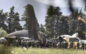 Boufarik Plane Crash 2018