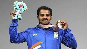 Gururaja Poojary Silver Medal CWG 2018