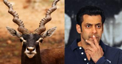 Salman khan Jail 5 years
