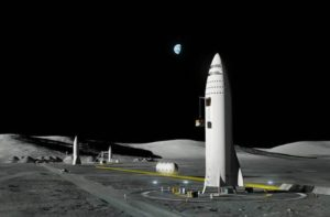 SpaceX Mars Rockets