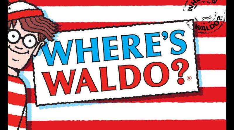 how to play where's waldo