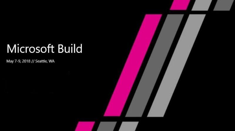 Microsoft Build 2018 announcements