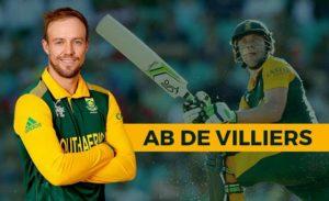 Mr 360 Retires from International Cricket