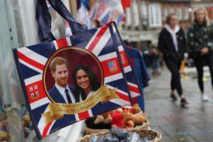 Prince Harry Meghan Markle Wedding May 2018
