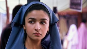Raazi Movie Look Alia Bhatt
