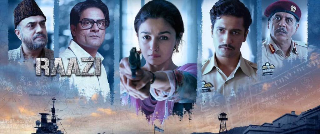 Raazi Movie Story