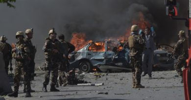 Suicide Bombing Attack Kabul Today