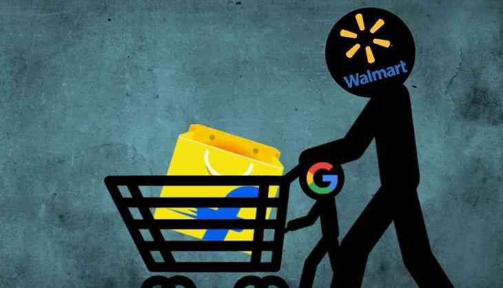 Walmart Flipkart Alphabet Partnership