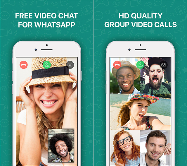 whatsapp group video call feature