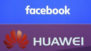 Facebook Huawei Data Sharing