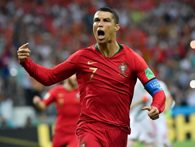 Ronaldo Man of the Match Portugal vs Spain