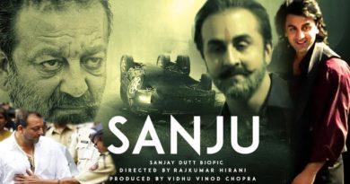 Sanju Movie Story