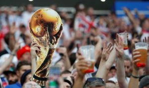 FIFA World Cup 2018 Finals