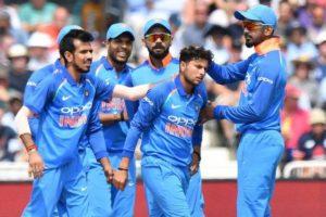 Kuldeep Yadav Ind vs Eng 2018