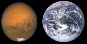 Mars Closest Earth in 15 years