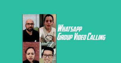 Whatsapp Group Video Calling