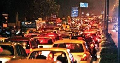 artifical intelligence delhi traffic